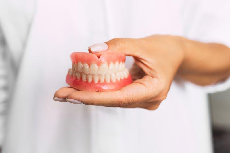 Dentures in Tyler
